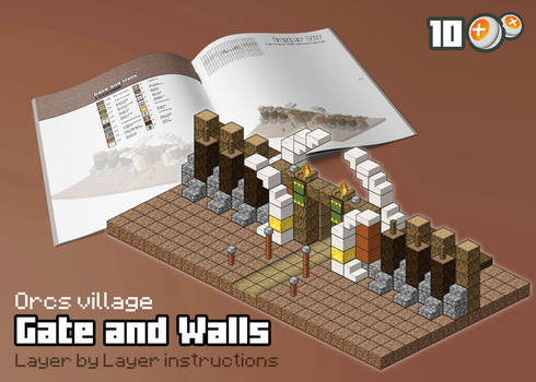 ORC - Gate and Walls
