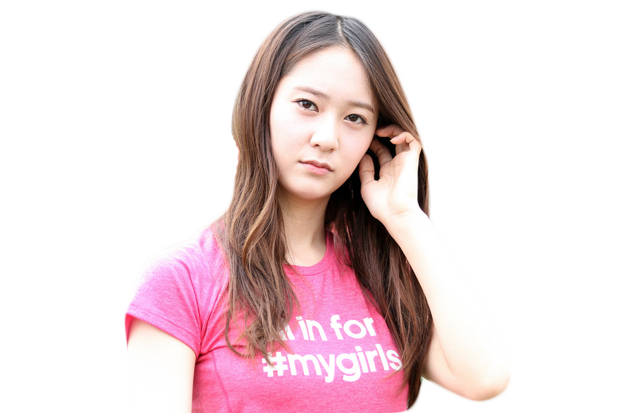 [RENDER] KRYSTAL JUNG BY HWANG BETTY by BettyHamNang on ...