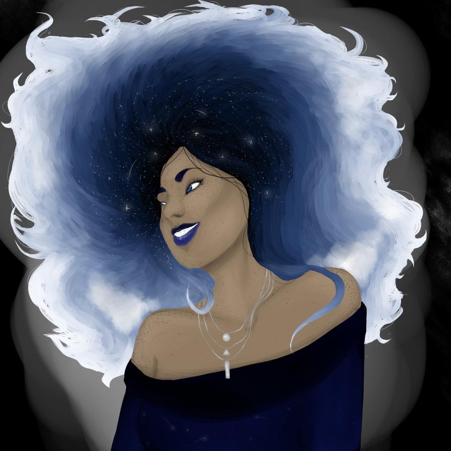 Sky Lady! by KawaiiItaly