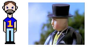 Scoldin Sir Topham Hatt