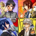 Persona - Protagonists