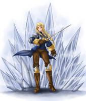 FFT - Stasis Sword by Hideyo