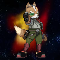 Fox McCloud by Damian2841