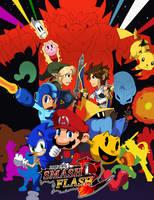 Super Smash Flash 2 by Damian2841