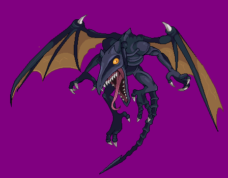 Ridley by Damian2841 on DeviantArt