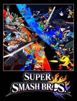 Super Smash Bros. for WiiU and 3DS