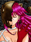 Lucy from Elfen Lied
