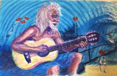 Song waves by jugglejoe