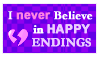 Not happy ending- Stamp by darkness-leg