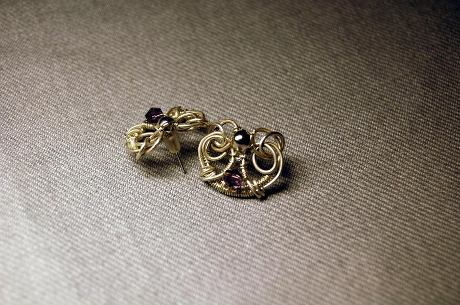 Earrings 7 by EatThatCookie