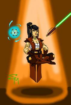 Jedi Master InaMari