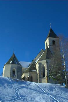 Magdalensberg - Church