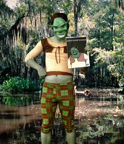 GreenSwampWarrior's Profile Picture