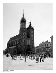 St. Mary's Cathedral, Krakow