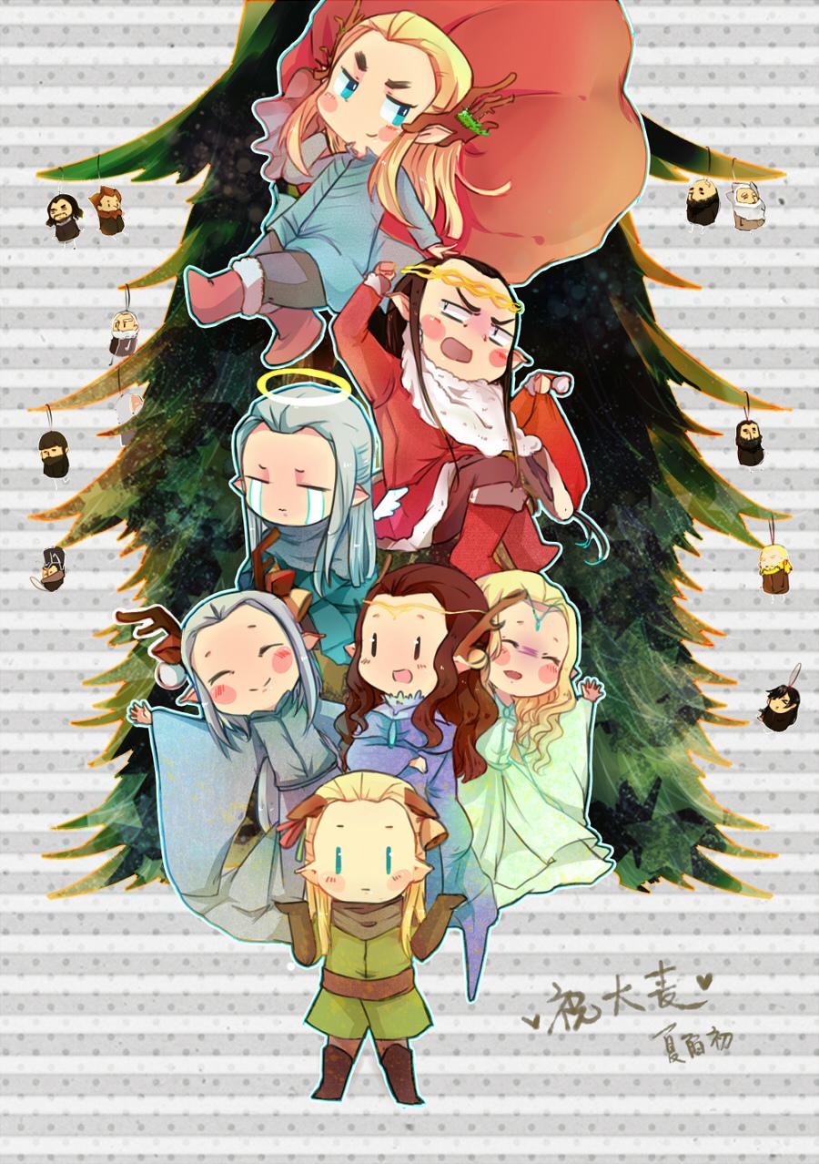 Merry Christmas. by nananagi