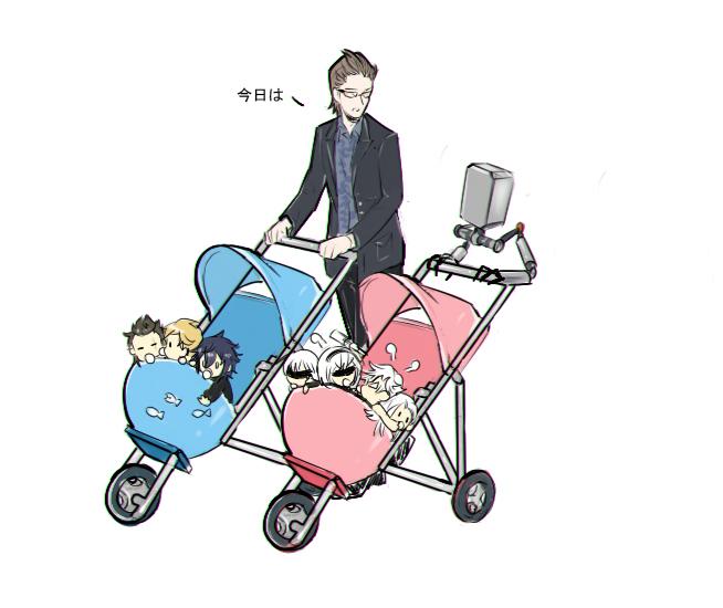 MOTHERS by nananagi