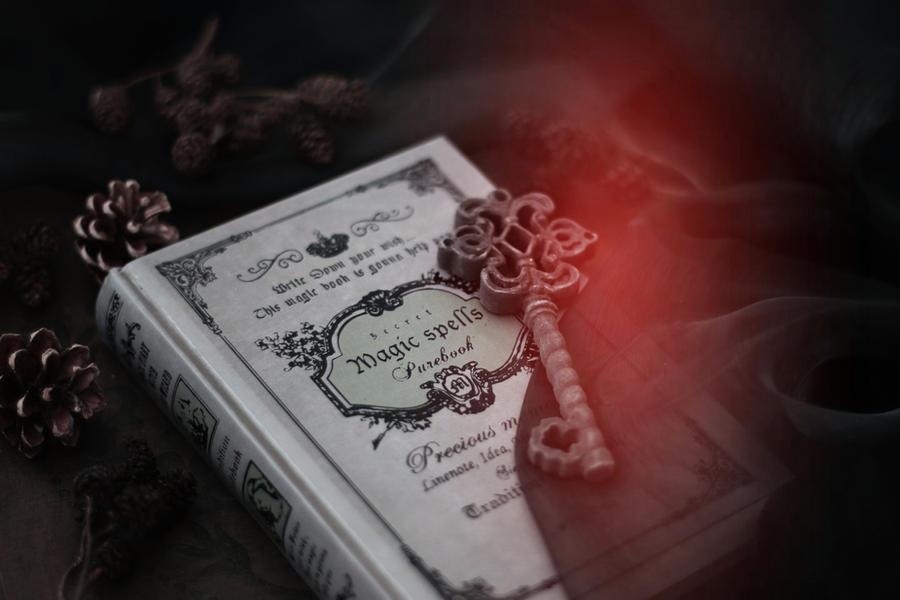Magic spells by Malleni-Art