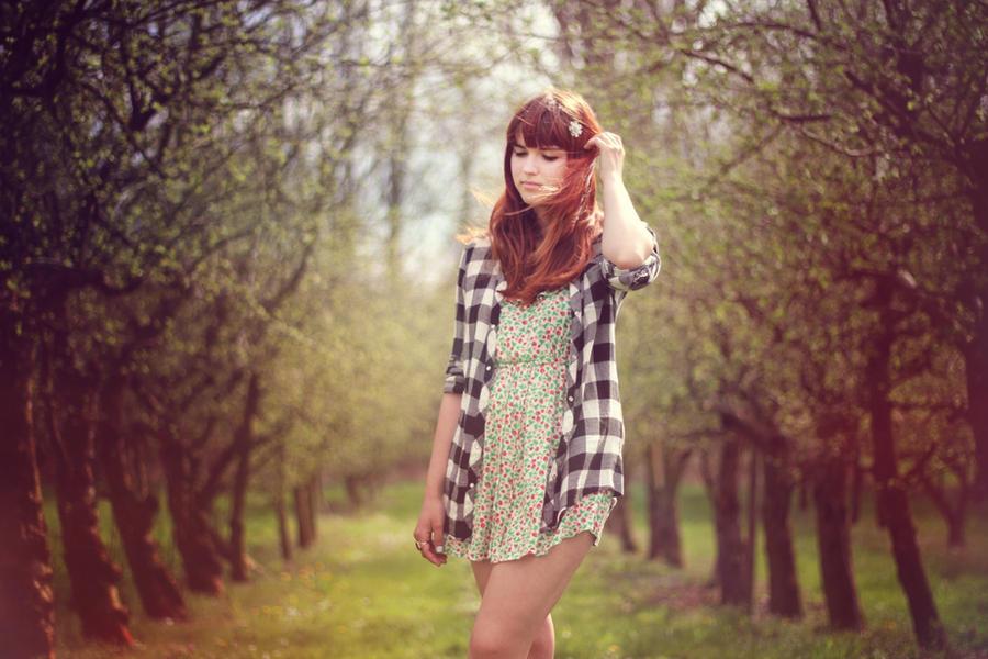 Memories of summer by Malleni-Art