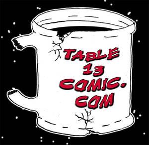 Table 13 Comic's Logo