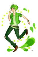 Original: Green by squishtastic