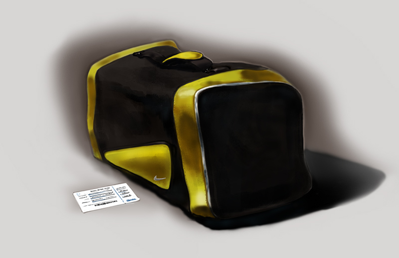 Bag by machine8