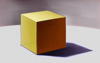 Cube by machine8