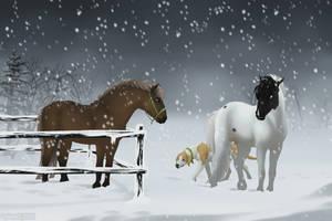 DiRPG   Numenor - Winter Event by SkyOpium