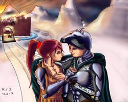 Winter Love by rtj3000
