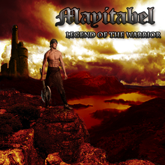 Legend of the warrior CD cover by Mayitabel