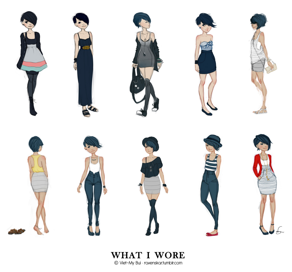 What I Wore 02