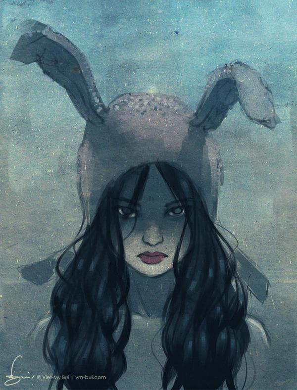bunnygirl. by vmbui