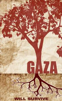GAZA WILL SURVIVE