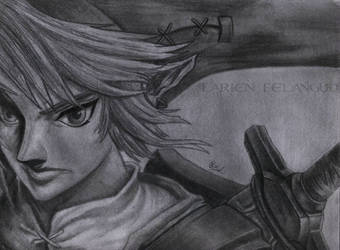 Link by Larien1121