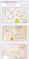 + Sticker Sheet +