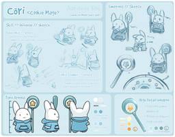 Character Sheet - Cori