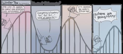 WT: Emotional Rollercoaster