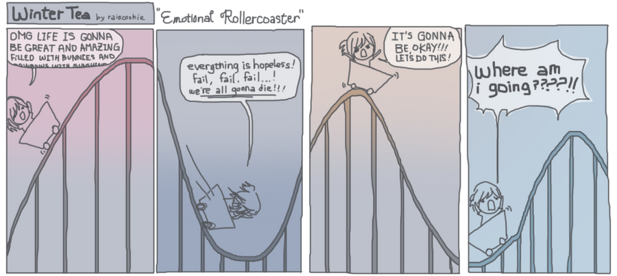 WT: Emotional Rollercoaster by RainCookie