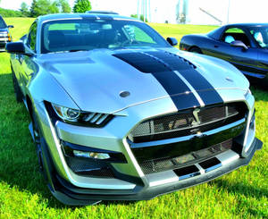 2021 Ford Mustang GT500 Shelby