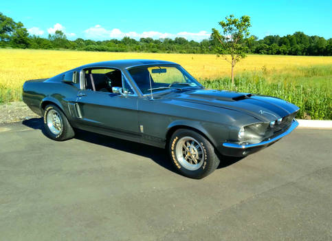 1968 Mustang Eleanor