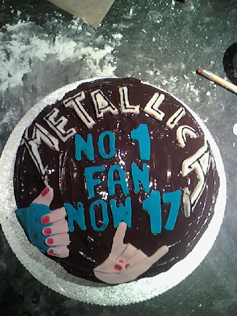 I Made A Birthday Cake And Didnt Like It Reddit