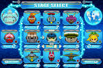 [Mighty No.9] Stage Select mock-up