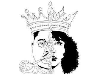 Crown 4 Crown t-shirt design by Availation