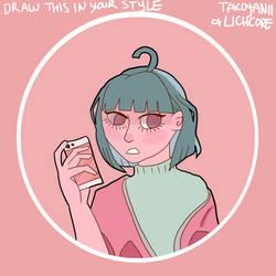 #drawthisinyourstyle Takoyanii