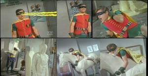 Robin hipnotizado by holybearhug