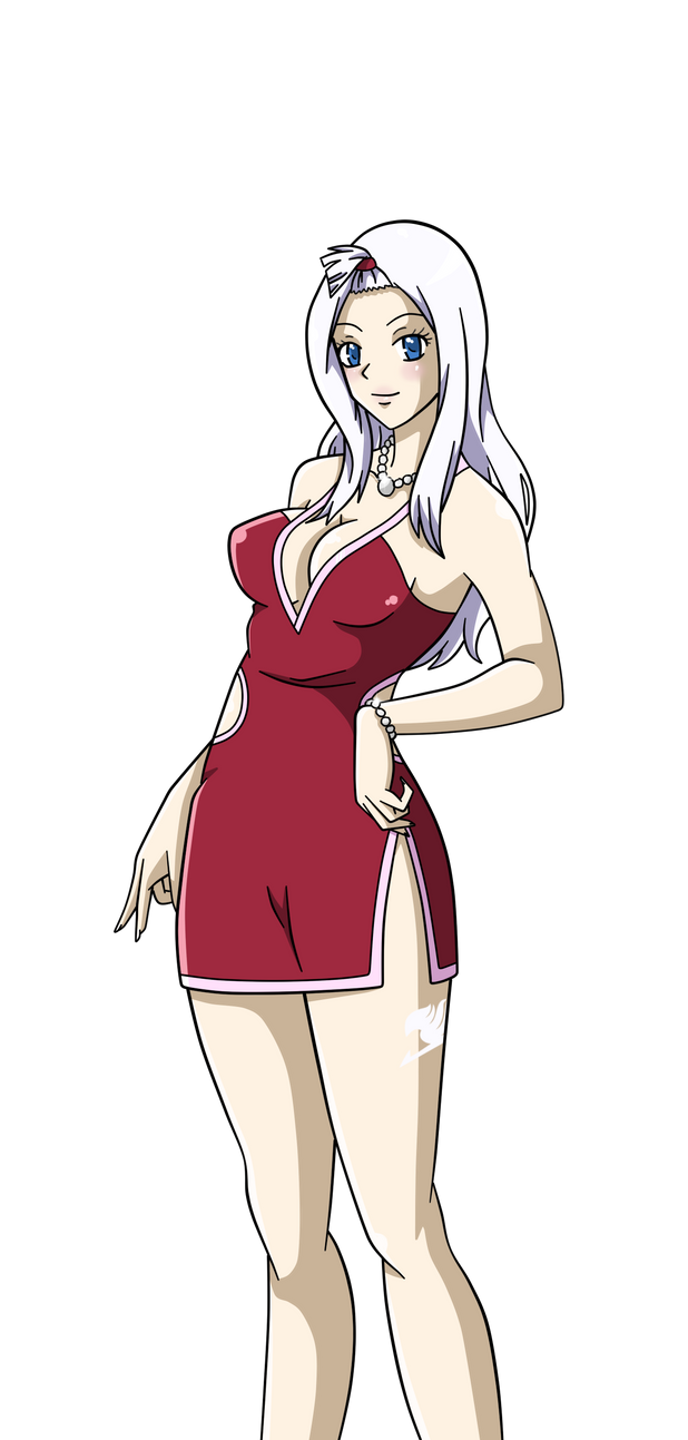 FT-Mirajane Strauss by HardyDytonia