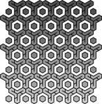 Pattern14 Hexes