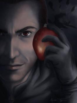 i has an apple