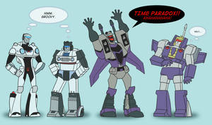 TF: G1 Meets Animated