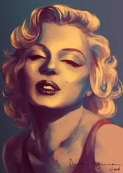 Marilyn by TheMinttu