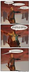Oblivion: Battle for Bruma by TheMinttu